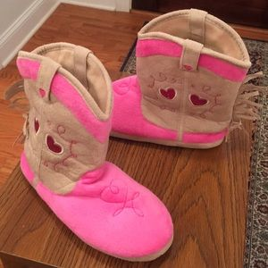 Other - Bedroom slipper boots